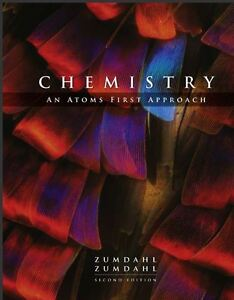 Pre-Health Chemistry An Atoms First Approach