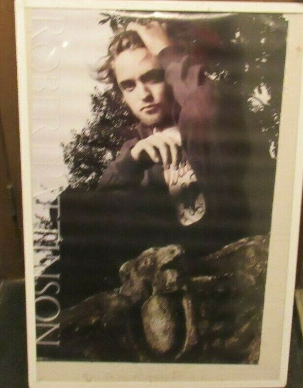ROBERT PATTINSON POSTER NEW 2005 RARE VINTAGE COLLECTIBLE OOP TWILIGHT