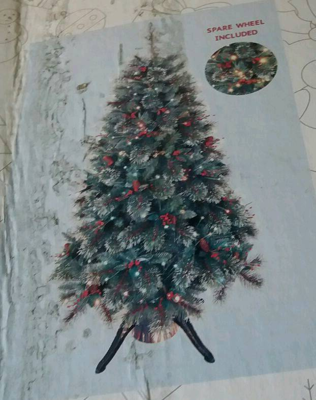Christams tree cover optic 6 foot