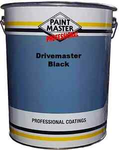20ltr Drivemaster Black Tarmac Paint And Driveway Sealer / Sealent