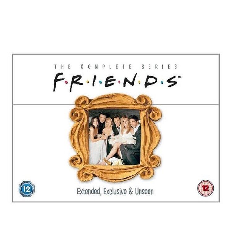 Friends - The Complete Collection Series 1-10 DVD Box Set | in ...