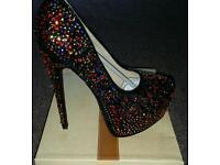 Women's heels brand new in boxes