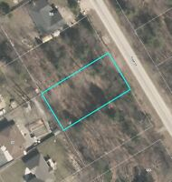 Great Building Lot for Sale in Tiny