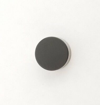 716 Round Rng Cbn Button Insert .375 Dia X .185 Thickness Bn6000 Grade