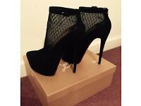 100% Authentic and Limited edition Christian Louboutin Womens Resillissima 160mm LV CL YSL Dior