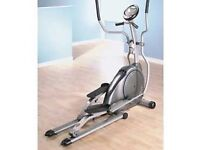 Crosstrainer: horizon Andes elliptical cross trainer