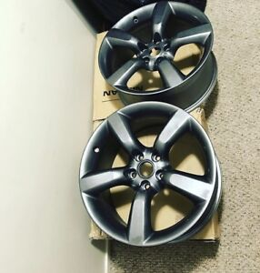 nissan 350z 04-09 OE Front alloy wheels 18x8