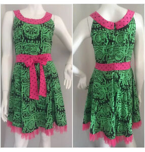 Sourpuss Melting Monster Dress North Ward Townsville City Preview