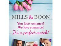 Mills & Boon Romance Novels Wanted in Ipswich Suffolk