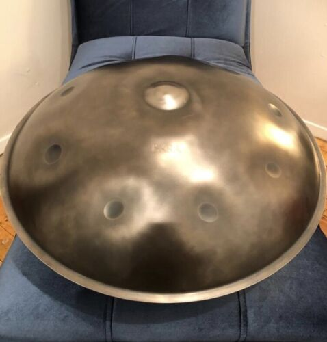 Symphonic Steel - Iskra Triple F Handpan Pantam Drum With Case