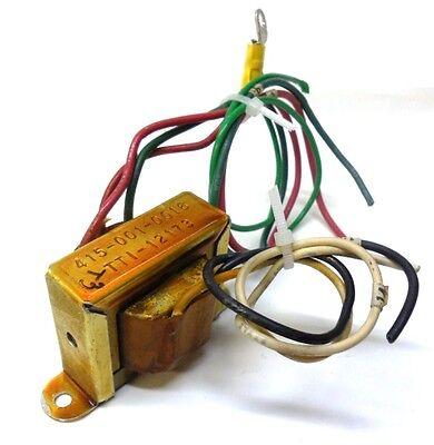 Unknown Brand Firing Transformer 415-001-0016 Tti-12173 Lot Of 12
