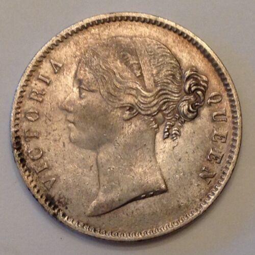 ~1840 British East India Co. Silver Rupee Victoria