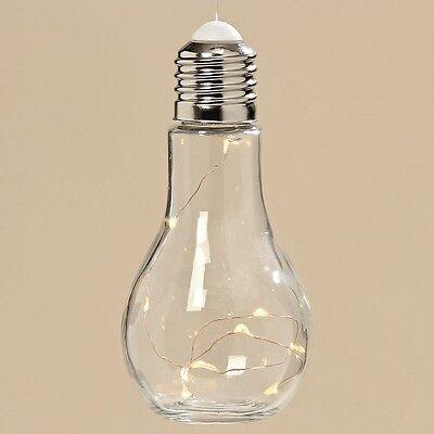 Lampe LED Lichterkette Glühbirne Batterie betrieben Dekoration Neu
