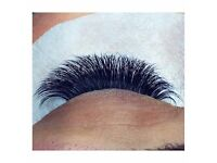 Eyelash Extensions - CLASSIC or VOLUME lashes (Trained by LORETA)
