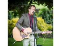 Singer and acoustic guitarist available for weddings and events!