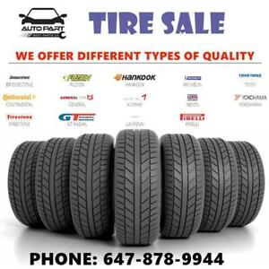 Tire Sale ( All Makes and Models)