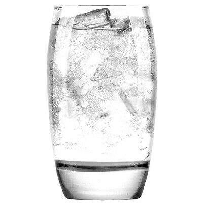 4 New Anchor Hocking Reality Clear Iced Tea Large Heavy 16 Oz Glasses Tumblers