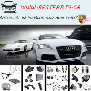 We are Specialist in PORSCHE and AUDI parts