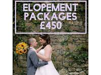 Wedding Photography £450