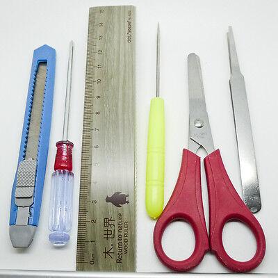 6 Pieces Hobby Craft DIY Tool Kit