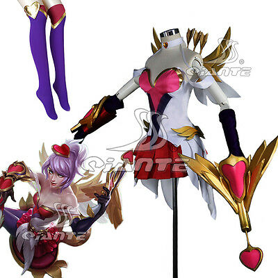 2017 LOL League of Legends Heartseeker Quinn Cosplay Costume Arrow Crossbow Prop - Crossbow Costume Prop