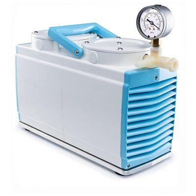 Best Value Vacs 1 Cfm Ptfe Diaphragm Vacuum Pump