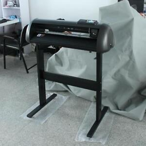 1000g Cutting Plotter with  software and stand # 004501