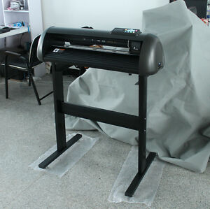 1000g Cutting Plotter with  software and stand