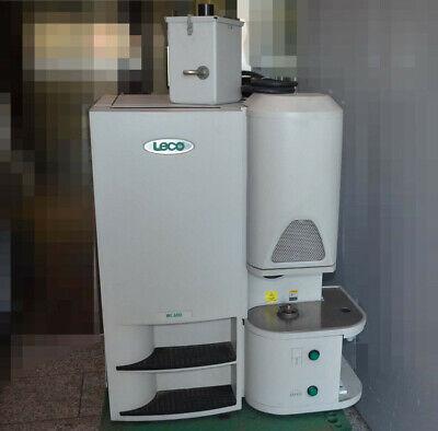 Leco Wc600 Carbon Determinator A01