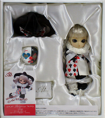 Jun Planning AI Ball Jointed Doll - BELOPERONE import! NEW! Q-724 NRFB BJD
