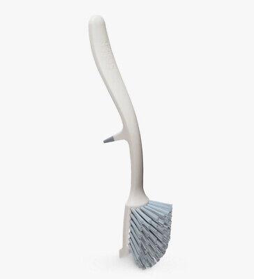 JOSEPH JOSEPH Edge Dish Brush - Grey/blue