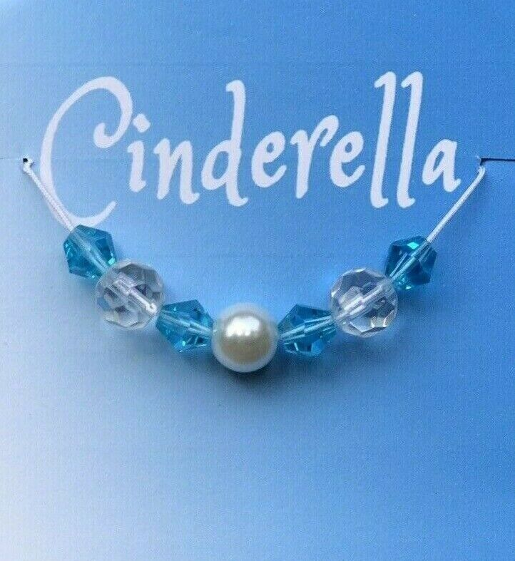 Cinderella Necklace for girls  /  Disney Jewelry for Girls /