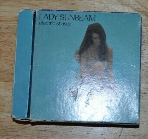 Vintage Unused Lady Sunbeam Women