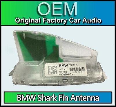 BMW M4 Aleta de Tiburón Techo Antena Amplificador, F82 Bluetooth Antena 9226893