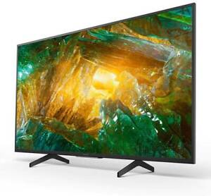 BRAND NEW 85 inch Sony 85 Inch 4K  UHD HDR TV X8000h