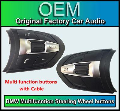 BMW 1 Series Multi/function Steering Wheel, BMW F20 F21 M Sport Steering Buttons