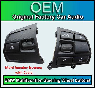 BMW 2 Series Multi/function Steering Wheel, BMW F22 F23 Sport Steering Buttons