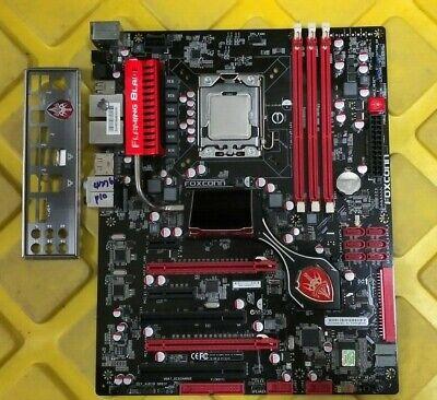 Foxconn  X58 Flaming Blade GTI, LGA1366 2xPCIE x16 + IO-Shield