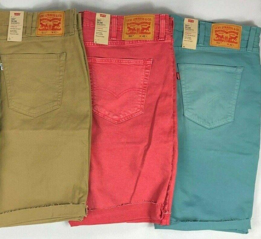 Men's Levi's 511 Slim Stretch Shorts