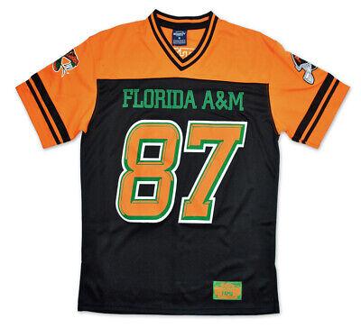 Florida A&M University FAMU Football Jersey-Style 2- Size Small- New! Florida A&m Football