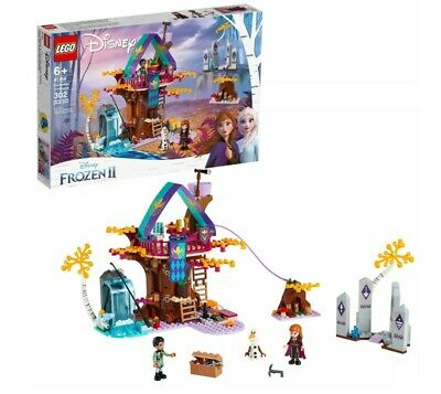 ‎ LEGO Disney Princess Frozen 2 Enchanted Treehouse Toy Treehouse Building Kit