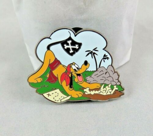 Disney Cruise Line DCL Pin - Pirate Reveal / Conceal Mystery - Pluto