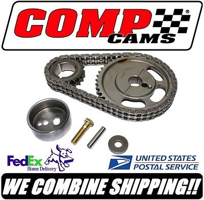 New Comp Cams Ford 5 0l 302 351w Sbf Adjustable Roller