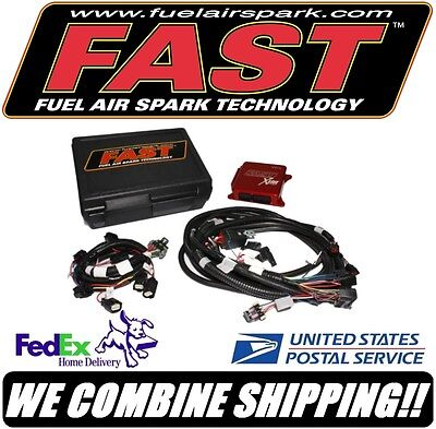 fast ignition controller kit w plug n play harness for ...