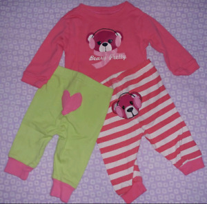 'Made with Love' by PLACE 3 piece outfit