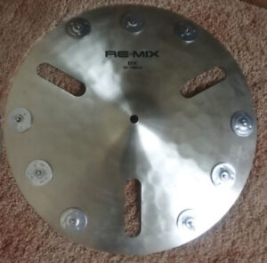 Entire Zildjian Remix cymbals line. All in new condition.