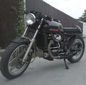 CX650E Motorcycle Caferacer - $500 OFF