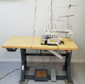 Industrial Serger ( 5- Thread) and Industrial Sewing Machine