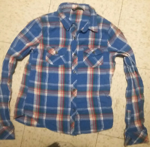 Plaid woman's shirt
