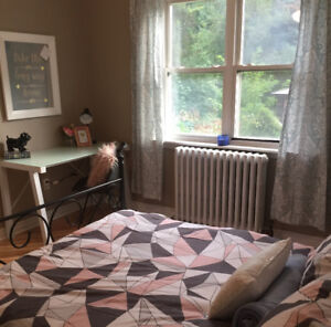 Queen's Sublet! For female, All-inclusive. May/Jun/Jul/Aug